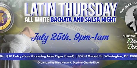 Latin Thursday All White Party tickets