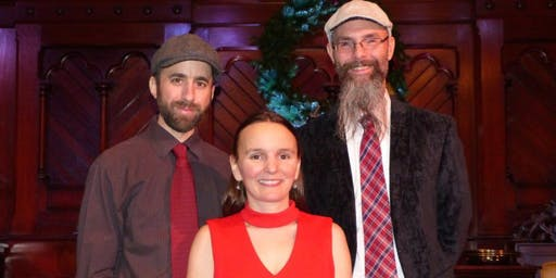 "The Heather Pierson Jazz Trio perform ""A Charlie Brown Christmas"""