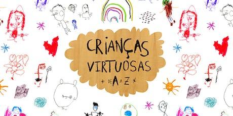 Oficina de Desenho: Crianças Virtuosas com Alua Kopstein e Pirecco ingressos