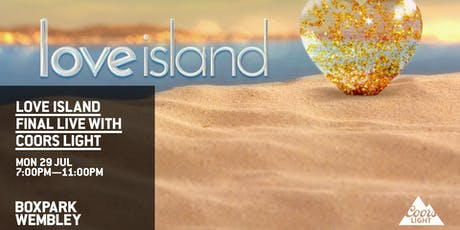 Love Island LIVE: The Final with Special Islander Appearances!  tickets