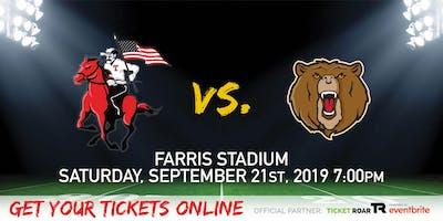 Taft vs Brennan Varsity Football