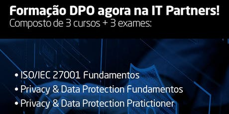 PRIVACY AND DATA PROTECTION PRACTITIONER tickets