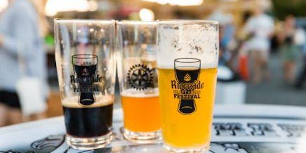 Craft Beer Festival 2020.2020 Riverside Craft Beer Festival Tickets Sat Feb 22