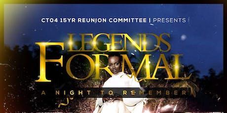 Legends Formal  tickets