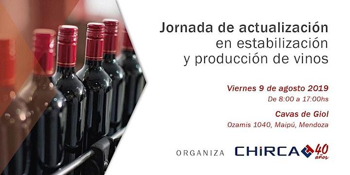 Imagen de JORNADA DE ACTUALIZACIÓN EN ESTABILIZACIÓN Y PRODU