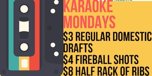 Karaoke Mondays