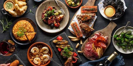 Spanish Tapas: Cooperative Cooking Experience tickets