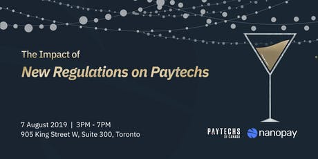 The Impact of New Regulations on Paytechs tickets