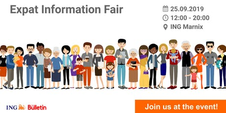 Expat Information Fair tickets