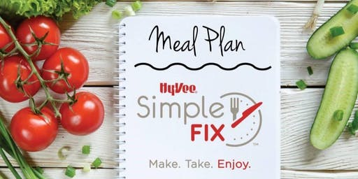 Simple Fix: Back to School Meals