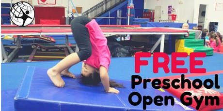 Free Preschool Open Gym tickets