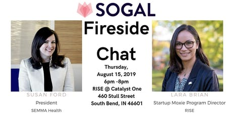 SoGal Indiana: Fireside Chat tickets