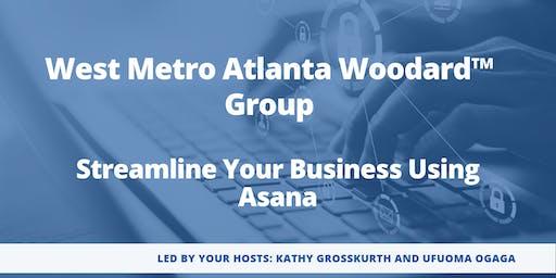 WMAW Group Networking: Asana Training