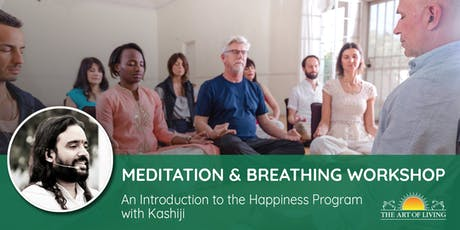 Secrets to Meditation in Farmington - An Introduction to The Happiness Program tickets