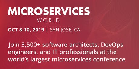 Microservices World 2019 tickets