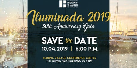 Iluminada 2019  30th. Anniversary Gala tickets