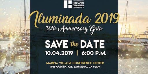 Iluminada 2019  30th. Anniversary Gala