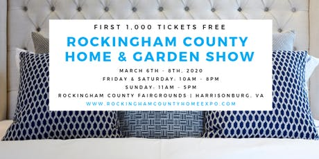 Rockingham County Home & Garden Show tickets