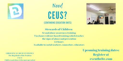 Stewards of Children Training