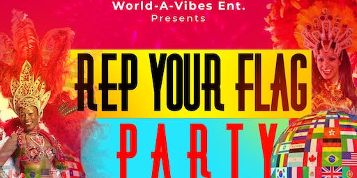 Rep Your Flag Texas Party:  003