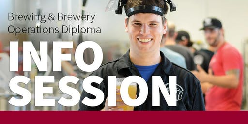 KPU Brewing Diploma Information Sessions