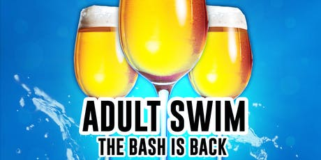 The Bash is Back- Adult Swim Bash at McCarter tickets