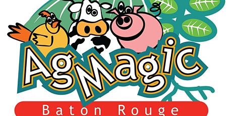 CANCELLED	AgMagic Spring 2020 - TUESDAY, April 21, 2020 tickets