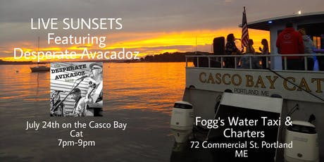 LIVE SUNSETS Feat. Desperate Avacadoz Band tickets