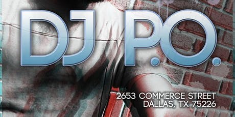 LATE NIGHT w/ DJ P.O. @ RUINS! tickets