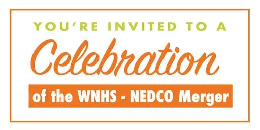 WNHS and NEDCO Merger Celebration
