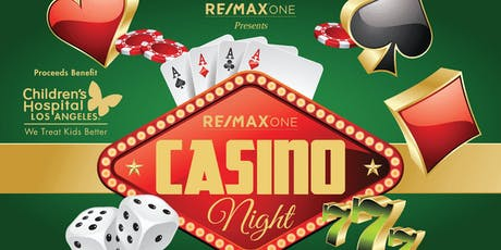 RE/MAX ONE CASINO NIGHT tickets