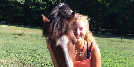 Healing With Horses: A Workshop for Mental Health Providers tickets