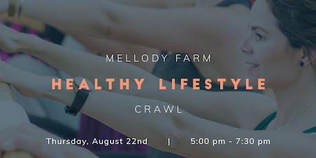 Vernon Hills Healthy Lifestyle Crawl tickets
