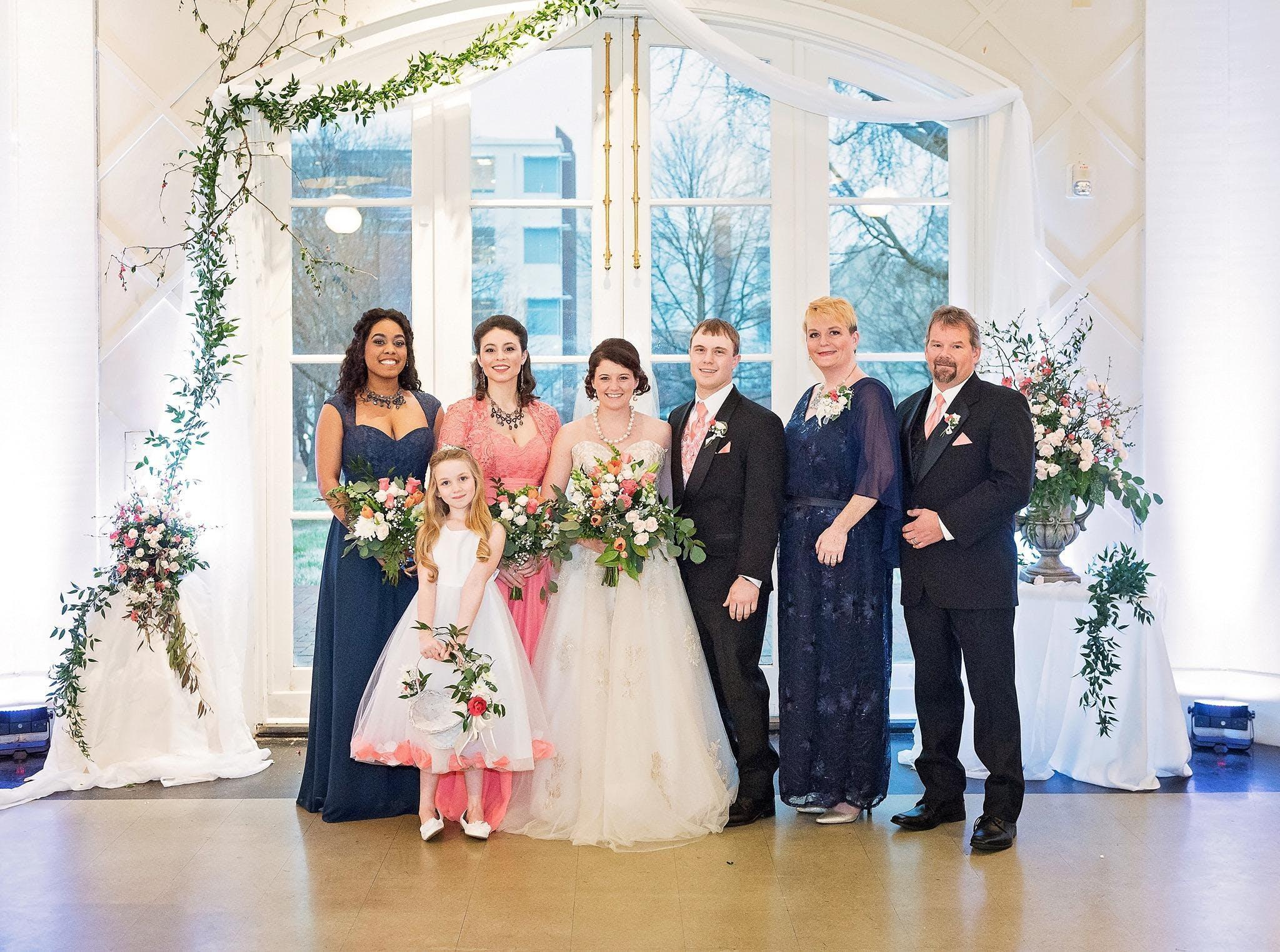 Blandwood Carriage House Wedding Show