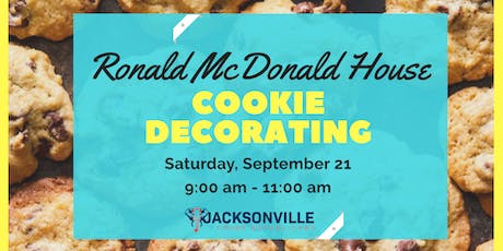 JYR September Community Service: Cookie Decorating!  tickets