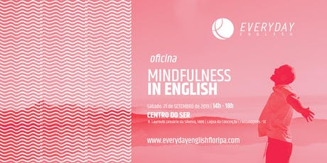 Mindfulness in English ingressos