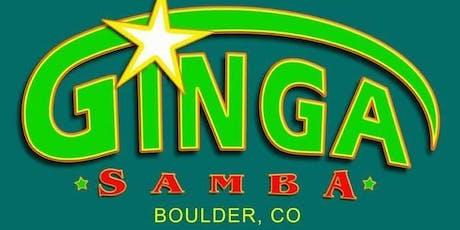 Ginga (Brazilian Samba/Chill) tickets