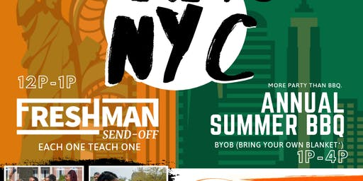 FAMU NYC Freshman Send-Off/Annual Summer BBQ