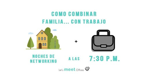 ¿Como combinar familia con trabajo?