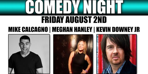 Comedy Night presented by The Waterfront at Silver Birches