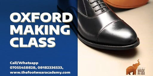 Oxford Shoemaking Course