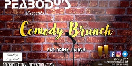 Comedy Brunch! tickets