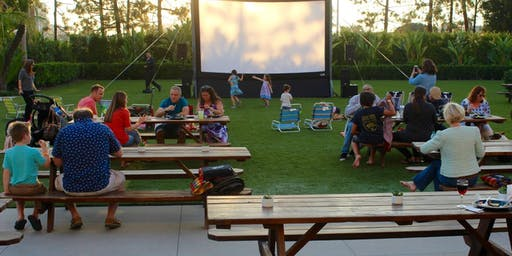 Free Family Movie Night and Community BBQ