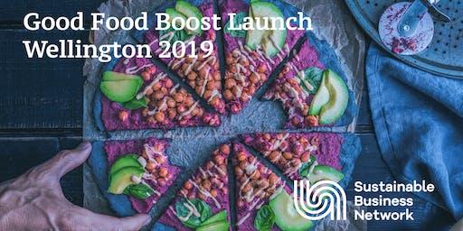 Good Food Boost Launch Wellington 2019