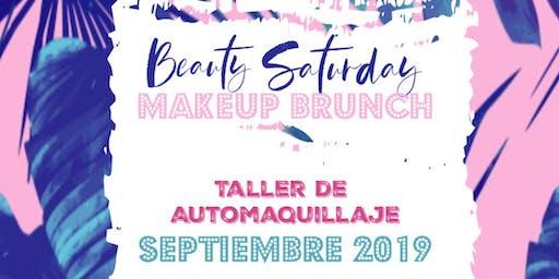 Beauty Saturday Makeup Brunch - Taller de Automaquillaje