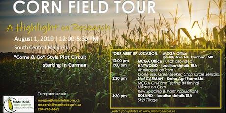 MCGA Corn Field Tour 2019 tickets