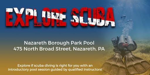 Explore Scuba Diving