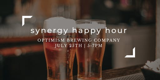 Synergy Happy Hour: Real (Estate) Conversations