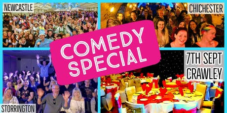 One-Off Comedy Special - Crawley tickets