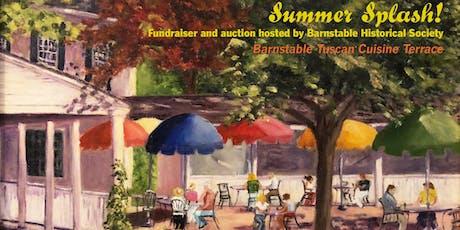 2019 Summer Splash! Fundraiser and Auction  tickets